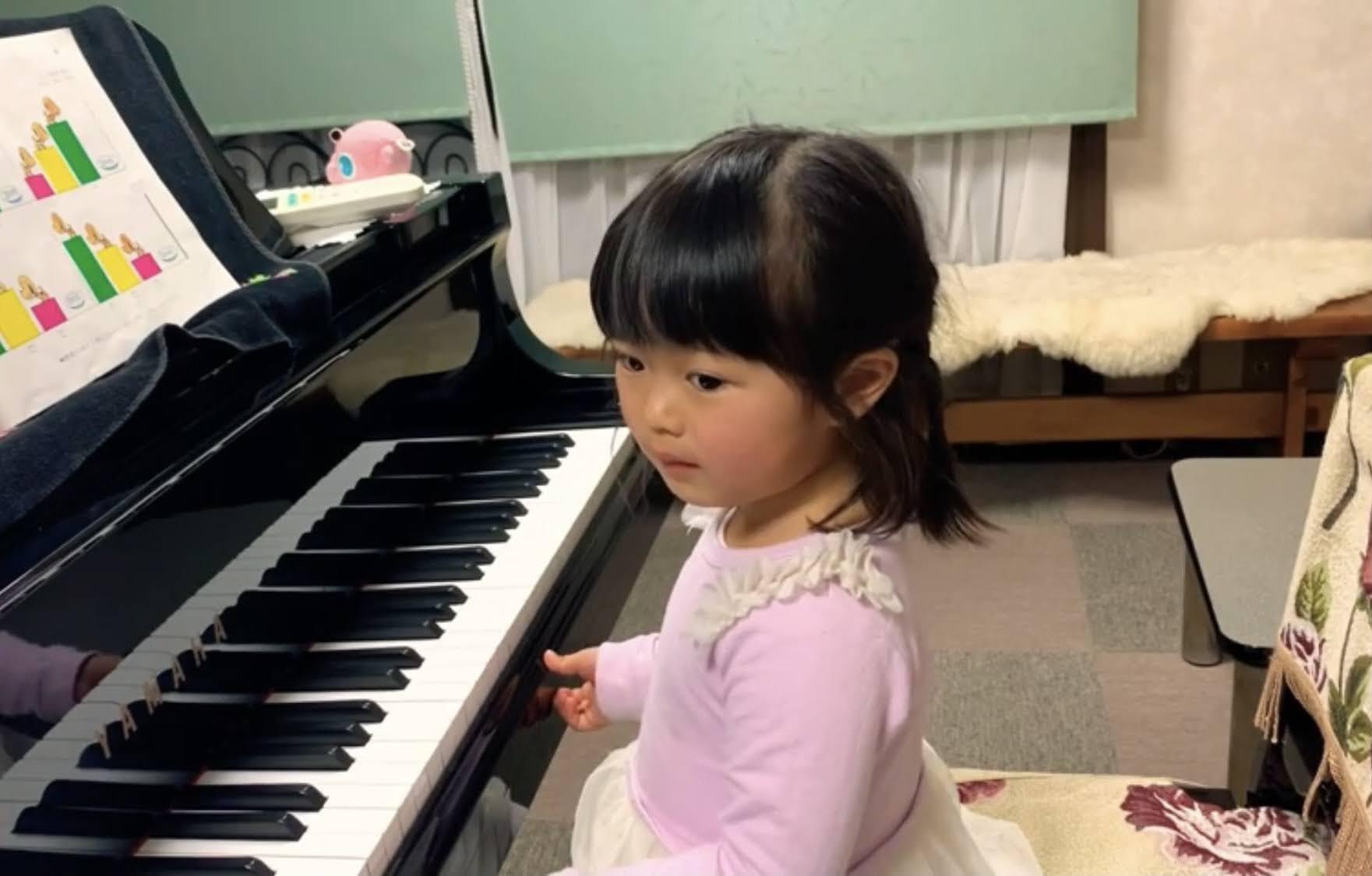 オルガンで歌ってみました!